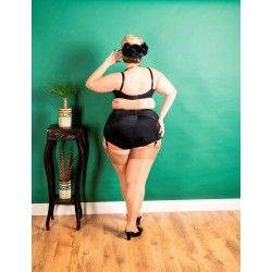 Stockings Curve H2077 Champagne and Latte seam