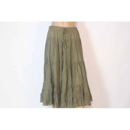 ERIKA skirt in green