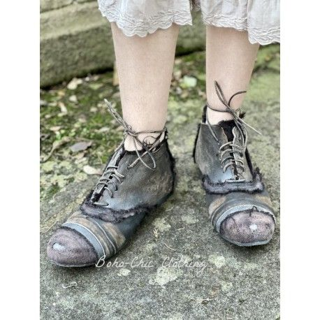 shoes Willard Tattered in Ozzy Magnolia Pearl - 1