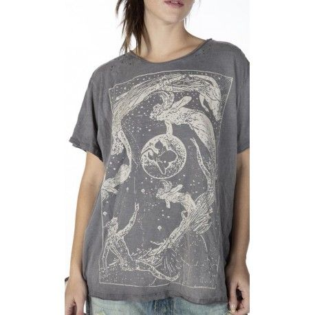 T-shirt Circle Of Good Fortune in Ozzy