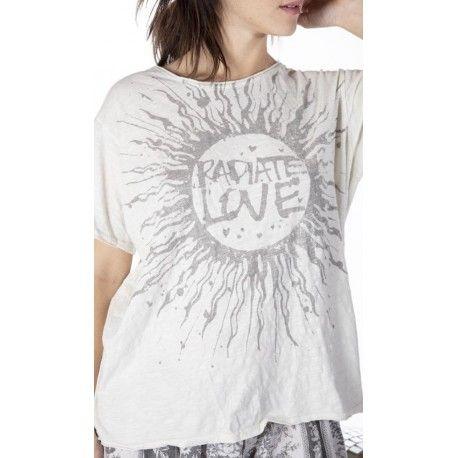 T-shirt Radiate Love in Moonlight