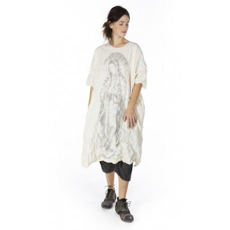 robe Immaculate Mary in Natural