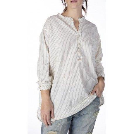 chemise Idgy Mens in George Stripe