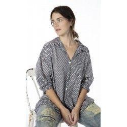 shirt Adison Workshirt in Cruz Magnolia Pearl - 1