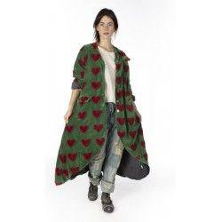 coat Emery in Midori