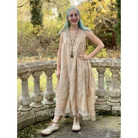 robe Layla in Conch Magnolia Pearl - 1