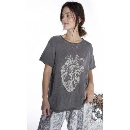 T-shirt Full Heart in Ozzy