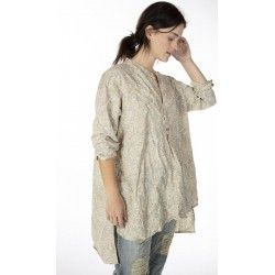 chemise Ines in Fleuri