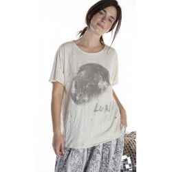T-shirt Luna in Moonlight