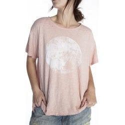 T-shirt Moon in Molly