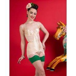 Corselette Glamour Nouveau L3021 Peach