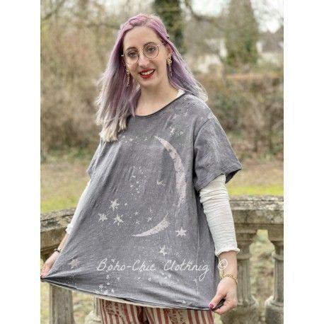 T-shirt Galaxy Dust in Ozzy Magnolia Pearl - 1