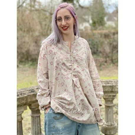 shirt Ines in Swell Magnolia Pearl - 1