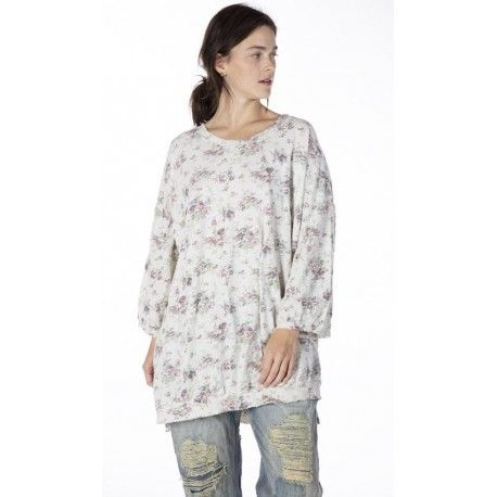 pull Francis in Blackberry rose Magnolia Pearl - 1