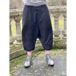 pantalon Alexandr in Blackbird
