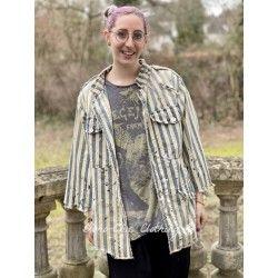 jacket Love Militia in Big Hickory Magnolia Pearl - 1