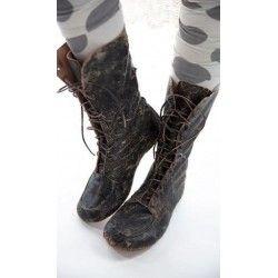 boots Australian Outback in Hawk Magnolia Pearl - 1