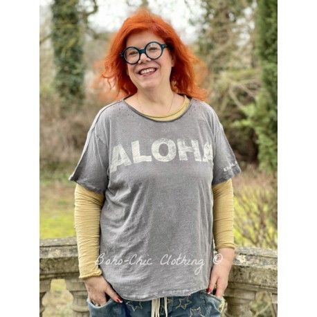 T-shirt Aloha in Ozzy