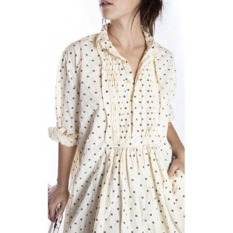 chemise Cordelia in Freckles