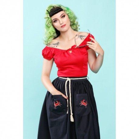 top Lorena Red Collectif - 1