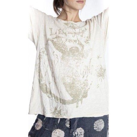 T-shirt Fairyland in Moonlight Magnolia Pearl - 1