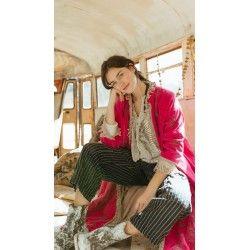 coat Oleary in Roza