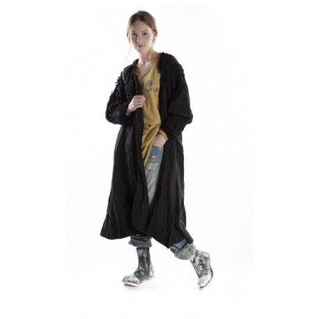 coat Albertine Opera in Midnight Magnolia Pearl - 1