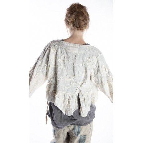 jacket Lise Lotte in Moonlight Magnolia Pearl - 1