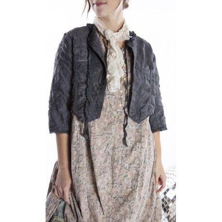 jacket Inna in Midnight Magnolia Pearl - 1