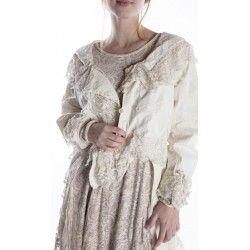 veste Lyudmila in Natural