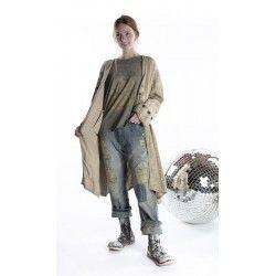 jacket Leni in Sand