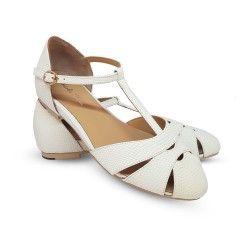 shoes Sardinia White Charlie Stone - 1