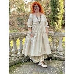 robe 55707 coton Sable