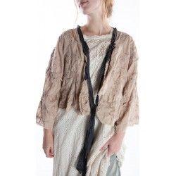 jacket Lise Lotte in Dusty Beige