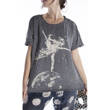 T-shirt Cosmic Ballerina in Ozzy