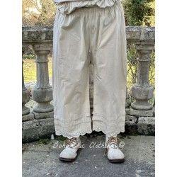 panty / pants 11366 Sand shirt cotton