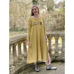 robe Love Dylan in Marigold