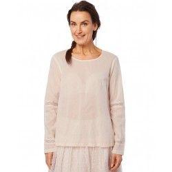 blouse 44788 Powder voile