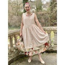 dress 55693 Stripped cotton