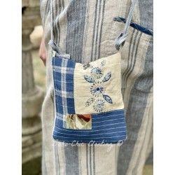 bag 77502 Ticking stripe linen