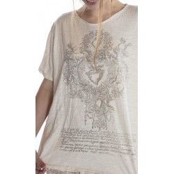 T-shirt Transcendent Love in Moonlight