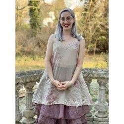 robe LEA voile de coton fleurs