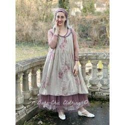 robe ELOISE coton fleurs
