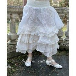 skirt / petticoat MADELEINE ecru organza