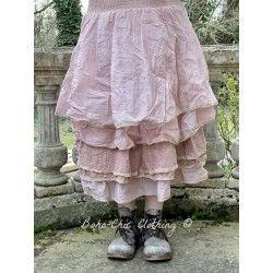 skirt / petticoat MADOU pink organza