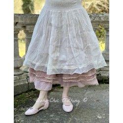 skirt / petticoat LOU ecru organza