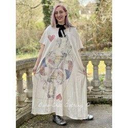 dress Queen Of Heart in Moonlight Magnolia Pearl - 1