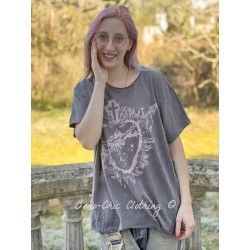 T-shirt Sovereign Heart in Adore