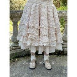 skirt / petticoat 22997 voile Block print Ewa i Walla - 2