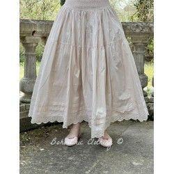 skirt / petticoat 22107 Powder shirt cotton